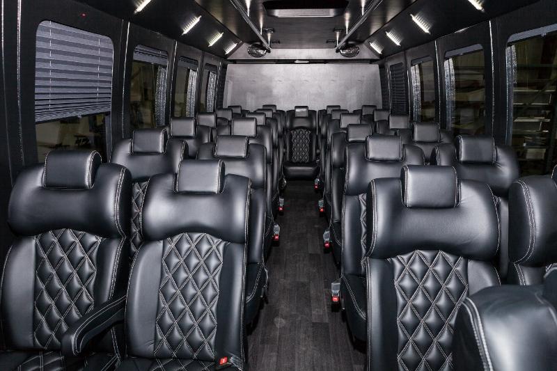 San Diego Charter Buses Transportation Services San