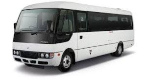 San Diego Chater bus service