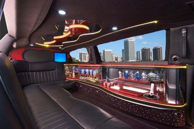Limousine Car Interior Images Galleries With A Bite