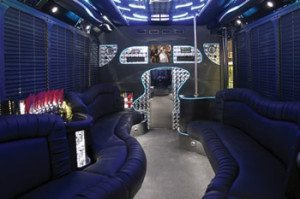San Diego Party Bus