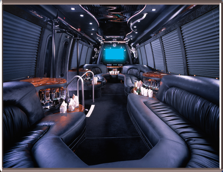 San Diego Party Buses - San Diego Limo Service Rental LOWEST