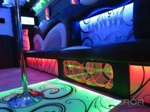 San Diego Party Bus rates