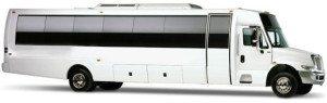 San Diego Party Bus rental rates