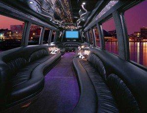 San Diego Party Bus service