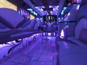 San Diego Party Bus services