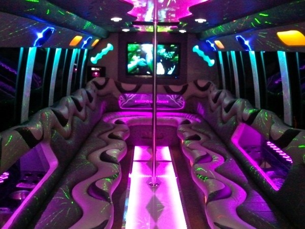 San Diego Party Buses San Diego Limo Service Rental