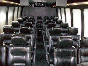 San Diego Shuttle bus