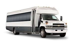 San Diego Shuttle bus rental