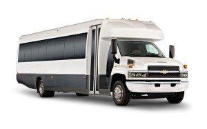San Diego Shuttle bus services