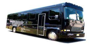 San Diego limo Buses