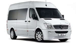 San Diego mercedes sprinter van rental