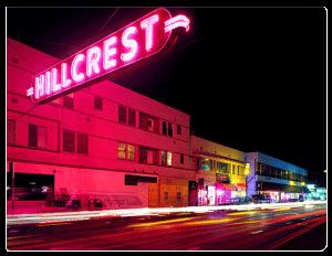 Hillcrest transportation rental