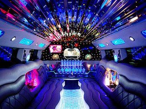 h2 hummer limo service san diego features