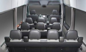San Diego Mercedes Sprinter Van Rental Services Corporate Business Company - San Diego Limo ...
