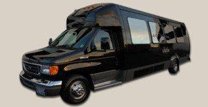 San Diego 25 passenger party bus
