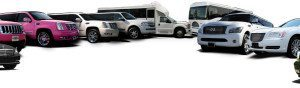 different types of limousines in San Diego