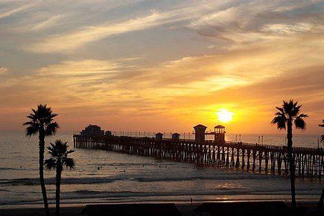 Best Malibu Beach Sunset