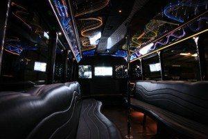 san diego 30 passenger interior