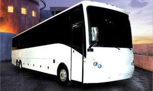 san diego 50 passenger limo bus rental