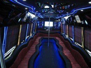 san diego bus transportation rental