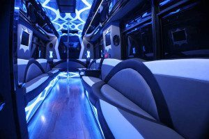 san diego limo bus services
