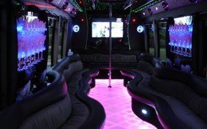 san diego party bus passengers