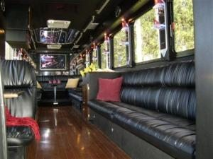 san diego tailgating party bus rental services charter bus