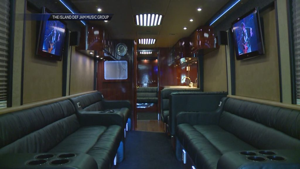 Tailgating Limo Service San Diego Party Bus Transportation