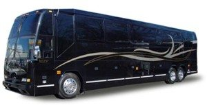 Del Mar Opening Day Race Track Buses
