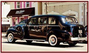 san diego antique car rental service wedding