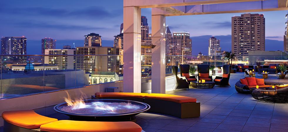 San Diego Hotel Pool Day Use