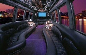 san diego limo bus rental services