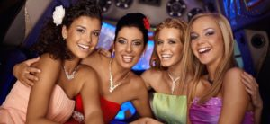 San Diego Prom Limousine Rental Services 2017 party bus